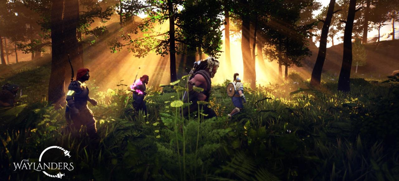 The Waylanders (Rollenspiel) von Gato Studio
