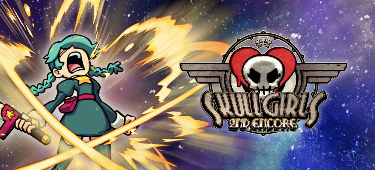 Skullgirls (Prügeln & Kämpfen) von Autumn Games / Konami / Skybound Games