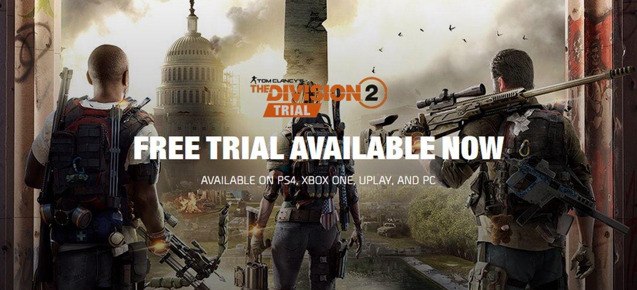 The Division 2 (Shooter) von Ubisoft