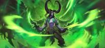 Hearthstone: Das Jahr des Phönix: Dämonenjäger als neue Klasse und Änderungen an den Kartenpackungen