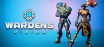 4Players PUR: Neu auf dem Marktplatz: Alpha-Zugänge für den MOBA-/Tower-Defense-Mix Wardens Rising für PC von Big Moxi Games