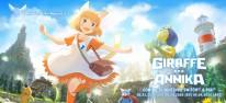 Giraffe and Annika: Video zeigt Charaktere und Spielszenen des Anime-Abenteuers