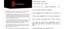 CD Projekt RED: Erpresser hacken Netzwerke und Quellcodes von CD Projekt RED
