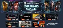 Gamesplanet: Anzeige: Resident Evil 3 für 15,84 Euro - Finalphase des Spring-Sale mit über 2.300 Angeboten und täglichen Flash-Deals