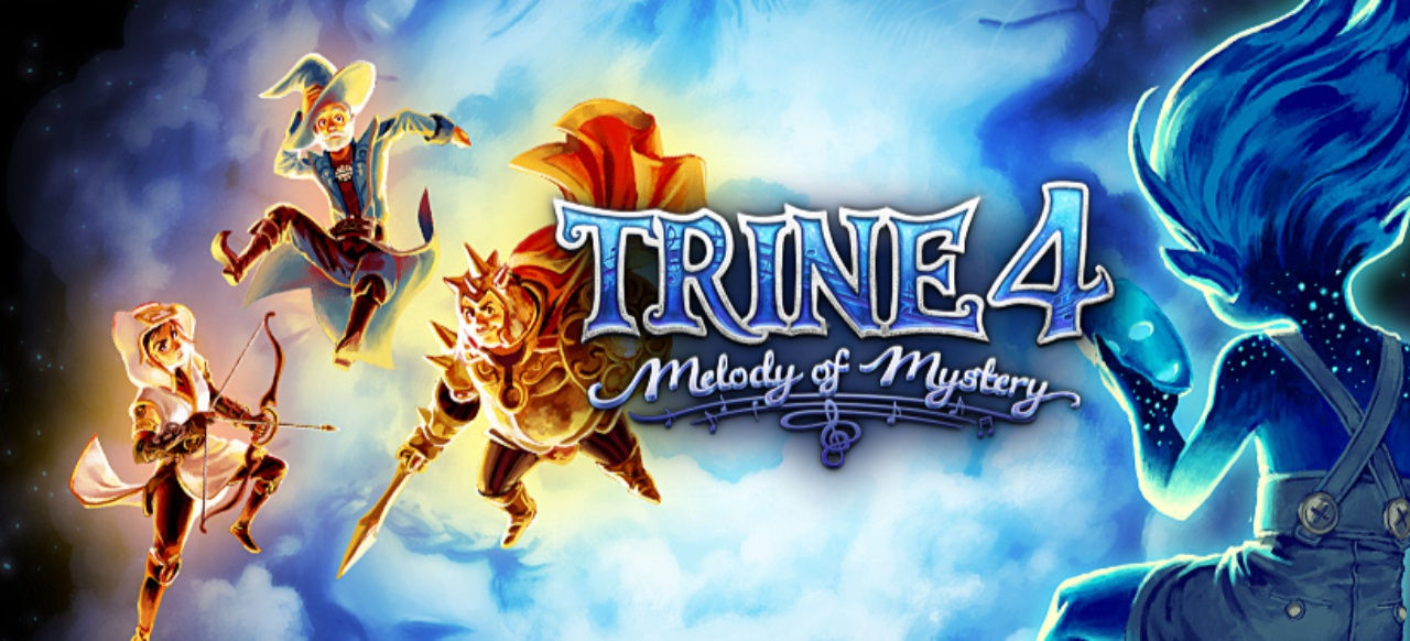 Trine 4: The Nightmare Prince (Plattformer) von Modus Games / Astragon