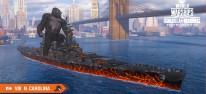 "World of Warships: Event zum Kinofilm ""Godzilla vs. Kong"""
