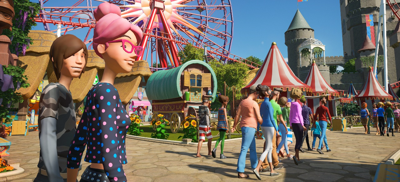 Planet Coaster (Taktik & Strategie) von Frontier Developments