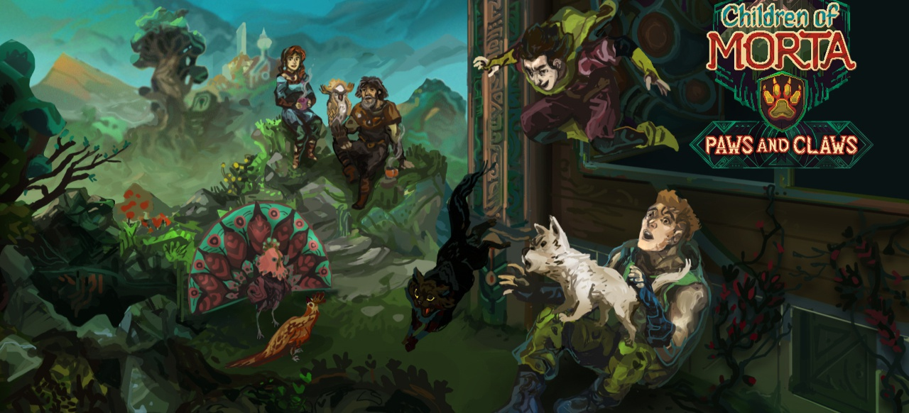 Children of Morta (Rollenspiel) von 11 bit studios / Merge Games