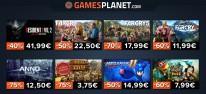 Gamesplanet: Anzeige: Neue Wochenangebote, u.a. Far Cry New Dawn für 22,50 Euro