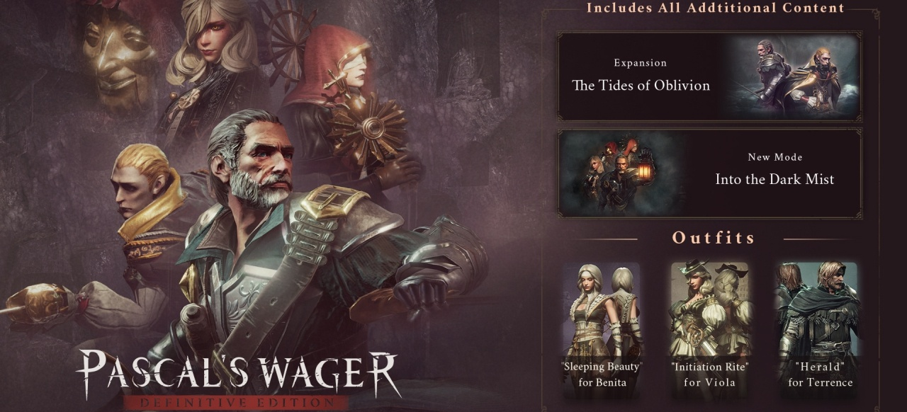 Pascal's Wager (Rollenspiel) von Giant Network