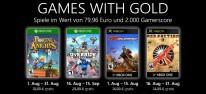 Xbox Games with Gold: Im August 2020 u.a. mit Portal Knights und Override: Mech City Brawl