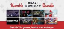 Humble Bundle: Covid-19 Bundle: Spiele-Paket für wohltätige Zwecke