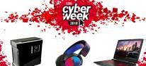Computec Media: Anzeige: CMG Cyberweek gestartet - haufenweise Angebote aus den Bereichen Hardware, Software und Peripherie mit bis zu 72 Prozent Rabatt