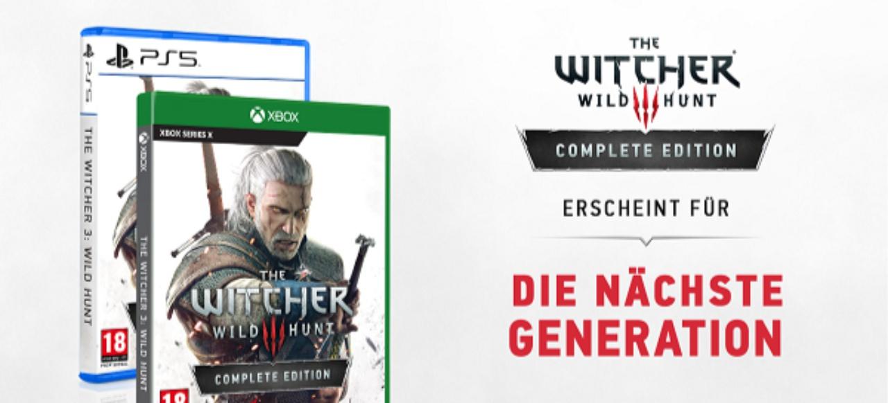 The Witcher 3: Wild Hunt (Rollenspiel) von Bandai Namco Entertainment