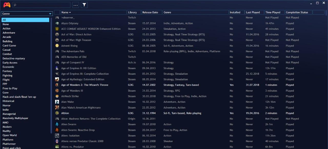 Steam (Service) von Valve Software