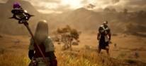 Bless Unleashed: Die Magier-Klasse des Online-Rollenspiels wird vorgestellt