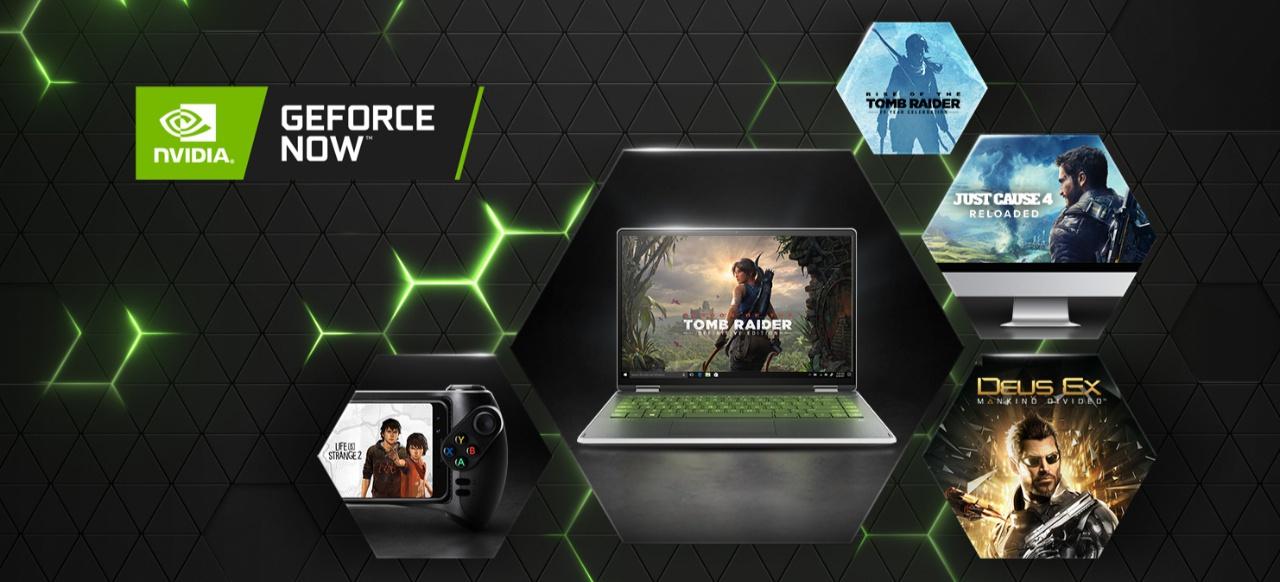 GeForce Now (Hardware) von NVIDIA