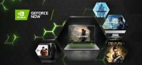 GeForce Now: Erste Spiele von Square Enix kehren zurück; Nvidia Highlights wird ausgebaut