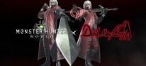 Monster Hunter: World: Dante aus Devil May Cry schließt sich der Monsterjagd an