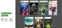 Xbox Game Pass: Die erste Spiele-Ladung für Februar 2021