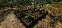 Green Hell: Pflanzenanbau-Update: Grüner Daumen im Dschungel
