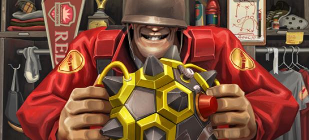 Team Fortress 2 (Shooter) von EA Games