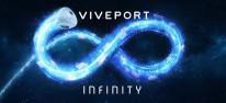 Virtual Reality: Viveport Infinity: Monatliches Abo mit Zugriff auf 500 VR-Titel geplant