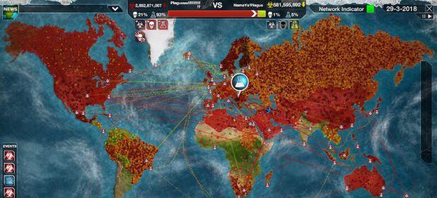 Plague Inc: Evolved (Strategie) von Ndemic Creations