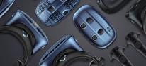 HTC Vive Cosmos: HTC stellt drei VR-Headsets, wechselbare Frontplatten und zwei kleine Headset-Prototypen vor