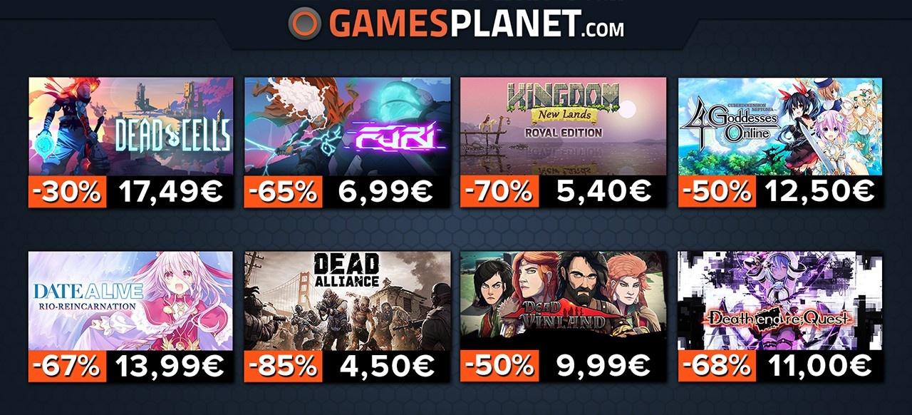 Gamesplanet () von Gamesplanet