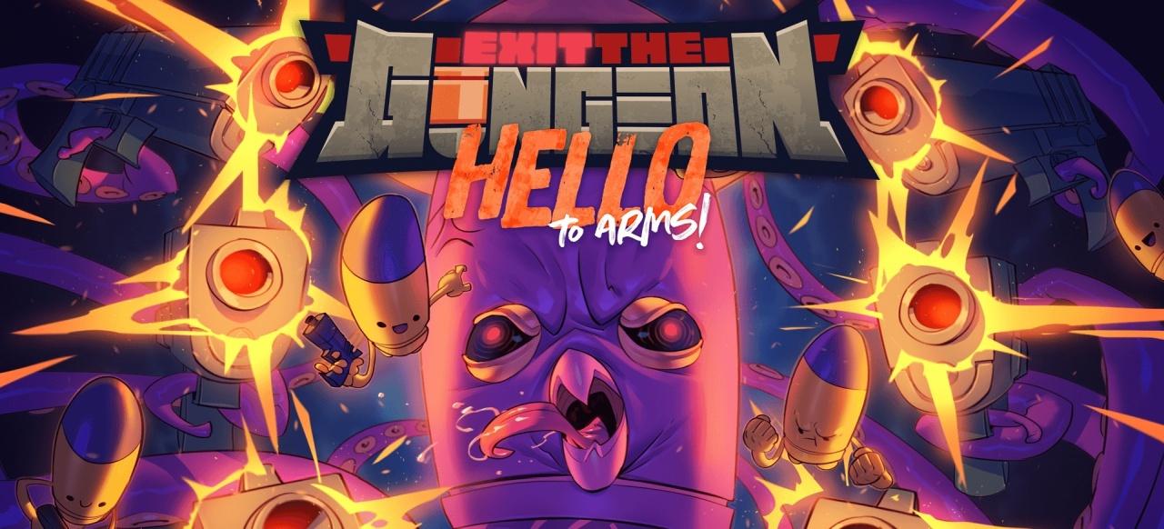 Exit the Gungeon (Arcade-Action) von Devolver Digital