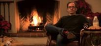 Overwatch: Jeff Kaplan (Director) sitzt zehn Stunden vor einem Kaminfeuer und über 40.000 Leute schauen zu