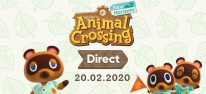 Animal Crossing: New Horizons: Nintendo-Direct-Präsentation angekündigt