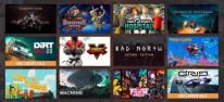 Humble Bundle: Choice: Januar 2020 mit zwölf Spielen, darunter Two Point Hospital und Dirt Rally 2.0