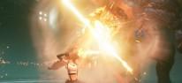 Final Fantasy 7 Remake: Screenshots, Söldner-Aufträge, Kampfbericht-Aufträge und Beschwörungen nach Edition
