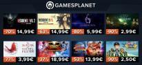 Gamesplanet: Anzeige: Neue Angebote, u.a. Resident Evil 7 Gold Edition für 14,99 Euro *** The Suicide of Rachel Foster - 3,99 Euro *** Train Simulator 2021 - 8,99 Euro u.v.m.