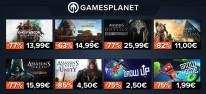 Gamesplanet: Anzeige: Neue Wochen-Angebote, u.a. Assassin's Creed Origins für 11,00 Euro; plus: Call of Duty Black Ops Cold War Pre-Order mit Beta-Zugang