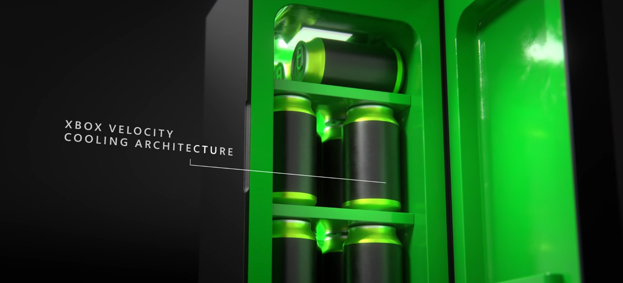 Xbox Series X (Hardware) von Microsoft