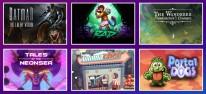 """Amazon: Prime Gaming im Juli 2021: """"Ingame-Loot"""" und Spiele für Abonnenten, u.a. Tales of the Neon Sea sowie Automachef"""