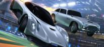 Rocket League: Aston Martin Valhalla (007) ist bald erhältlich