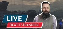 4Players: Live-Stream: Stellt Jörg eure Fragen zu Death Stranding ab 17 Uhr