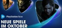 PlayStation Now: Oktober-Update mit The Last of Us Part 2, Fallout 76 und Desperados 3