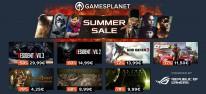 Gamesplanet: Anzeige: Tag 8 des Gamesplanet-Summer-Sale, u.a. mit Resident Evil 3 für 29,99 Euro, The Crew 2 für 11,50 oder Overcooked 2 für 12,99 Euro
