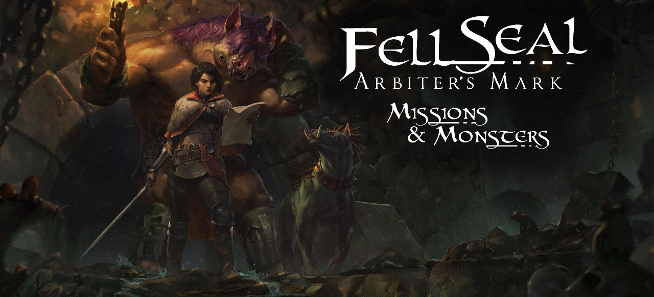 Fell Seal: Arbiter's Mark (Taktik & Strategie) von 1C Entertainment