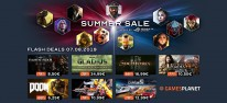Gamesplanet: Anzeige: Summer-Sale, Tag 3: Doom für 6,25 Euro, Project Cars 2 für 12,99 Euro u.v.m.