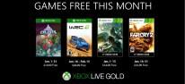 Xbox Games with Gold: Im Januar 2019 mit Celeste, WRC6 und Far Cry 2
