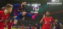 eFootball PES 2020: Anstoß auf PC, PlayStation 4 und Xbox One