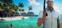 Hitman 2: September-Inhalte: Agent 47 reist mit dem Expansion-Pass auf die Malediven