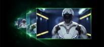 Nvidia GeForce RTX: DLSS ist jetzt als Plugin für die Unreal Engine verfügbar; Verbreitung dürfte bald steigen