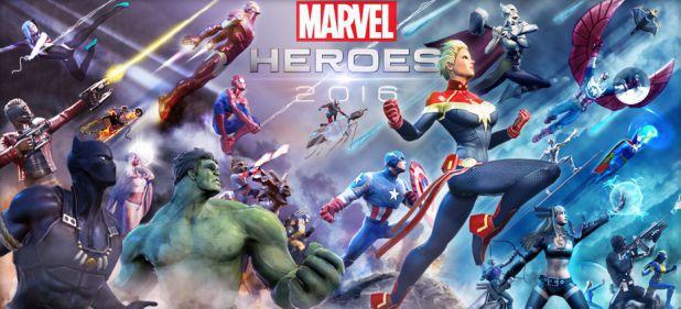 Marvel Heroes Omega (Rollenspiel) von Gazillion Entertainment